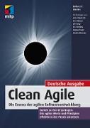 Cover-Bild zu Clean Agile. Die Essenz der agilen Softwareentwicklung (eBook) von Martin, Robert C.