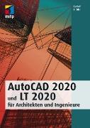 Cover-Bild zu AutoCAD 2020 und LT 2020 für Architekten und Ingenieure (eBook) von Ridder, Detlef