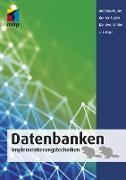 Cover-Bild zu Datenbanken (eBook) von Saake, Gunter