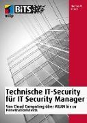 Cover-Bild zu Technische IT-Security für IT Security Manager (eBook) von W. Harich, Thomas