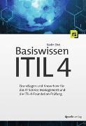 Cover-Bild zu Basiswissen ITIL 4 von Ebel, Nadin