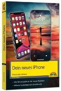 Cover-Bild zu iPhone - Einfach alles können - Die Anleitung zu allen neuen iPhones. Aktuell zu iOS - Für Einsteiger und Fortgeschrittene von Kiefer, Philip