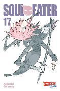 Cover-Bild zu Ohkubo, Atsushi: Soul Eater, Band 17