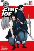 Cover-Bild zu Ohkubo, Atsushi: Fire Force 16