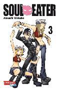 Cover-Bild zu Ohkubo, Atsushi: Soul Eater, Band 3
