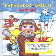 Cover-Bild zu Papagallo und Gollo am Nordpol