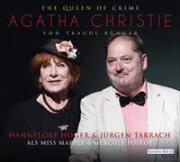 Cover-Bild zu The Queen of Crime - Agatha Christie