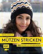 Cover-Bild zu Mix and Match! Mützen stricken