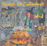 Cover-Bild zu Häxesaft mit Zouberchraft CD