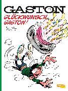 Cover-Bild zu Franquin, André: Gaston: Glückwunsch, Gaston!