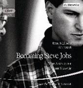 Cover-Bild zu Becoming Steve Jobs