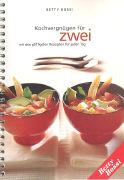 Cover-Bild zu Kochvergnügen für zwei