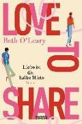 Cover-Bild zu Love to share - Liebe ist die halbe Miete
