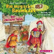 Cover-Bild zu Der römische Spion (Audio Download) von Osborne, Mary Pope