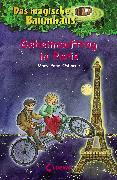 Cover-Bild zu Das magische Baumhaus 33 - Geheimauftrag in Paris (eBook) von Osborne, Mary Pope