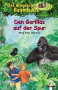 Cover-Bild zu Das magische Baumhaus 24 - Den Gorillas auf der Spur von Pope Osborne, Mary