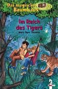 Cover-Bild zu Das magische Baumhaus 17 - Im Reich des Tigers von Pope Osborne, Mary