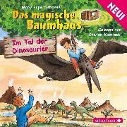 Cover-Bild zu Im Tal der Dinosaurier (Audio Download) von Osborne, Mary Pope