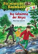 Cover-Bild zu Das magische Baumhaus junior 5 - Das Geheimnis der Ninjas von Pope Osborne, Mary