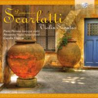 Cover-Bild zu Violin Sonatas 1685 - 1757