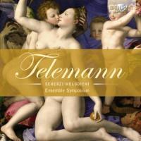 Cover-Bild zu Scherzi Melodichi