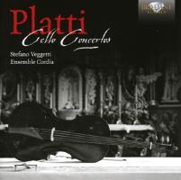 Cover-Bild zu Cello Concertos