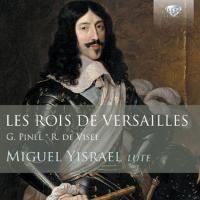 Cover-Bild zu Les Rois de Versailles - Lute Music