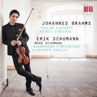 Cover-Bild zu Violin- und Doppelkonzert