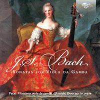 Cover-Bild zu Sonatas For Viola Da Gamba