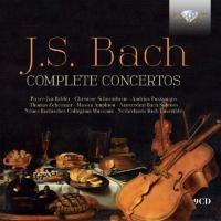 Cover-Bild zu Complete Concertos