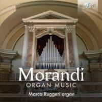 Cover-Bild zu Morandi: Organ Music