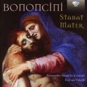 Cover-Bild zu Bononcini : Stabat Mater