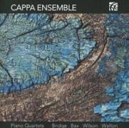 Cover-Bild zu Piano Quartets