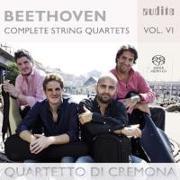 Cover-Bild zu Beethoven: Complete String Quartets Vol.5