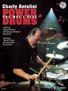Cover-Bild zu Power Drums von Stütz, Gerald