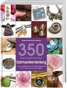 Cover-Bild zu 350 Tipps, Tricks & Techniken Schmuckherstellung von Arnold, Xuella