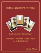 Cover-Bild zu Kartenlegen leicht erlernbar von Kienle, Britta
