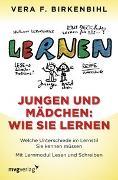 Cover-Bild zu Jungen und Mädchen: wie sie lernen von Birkenbihl, Vera F.