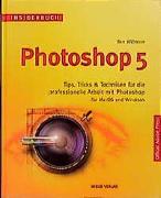 Cover-Bild zu Insiderbuch Photoshop 5 von Willmore, Ben