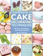 Cover-Bild zu Compendium of Cake Decorating Techniques von Deacon, Carol