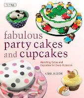 Cover-Bild zu Fabulous Party Cakes and Cupcakes (eBook) von Deacon, Carol