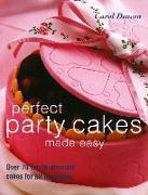 Cover-Bild zu Perfect Party Cakes Made Easy von Deacon, Carol