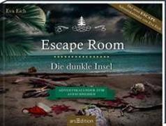 Cover-Bild zu Eich, Eva: Escape Room. Die dunkle Insel. Das Original: Der neue Escape-Room-Adventskalender von Eva Eich (für Erwachsene)