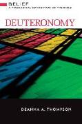 Cover-Bild zu Thompson, Deanna A.: Deuteronomy: A Theological Commentary on the Bible