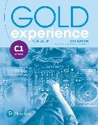 Cover-Bild zu Gold Experience 2nd Edition C1 Workbook von Edwards, Lynda