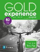 Cover-Bild zu Gold Experience 2nd Edition B2 Exam Practice: Cambridge English First for Schools (B2)