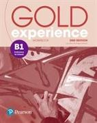 Cover-Bild zu Gold Experience 2nd Edition B1 Workbook