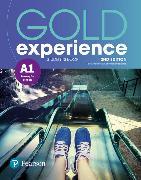 Cover-Bild zu Gold Experience 2nd Edition A1 Students' Book von Barraclough, Carolyn