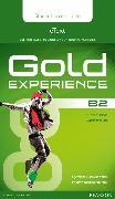 Cover-Bild zu Gold Experience B2 eText Student Access Card von Edwards, Lynda