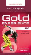 Cover-Bild zu Gold Experience B1 eText & MyEnglishLab Student Access Card von Barraclough, Carolyn